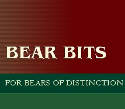 Realistic bears of distinction